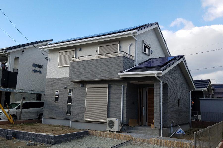 現在建築中(平成31年1月完成予定)<br /> 総額:2,910万円(税込)