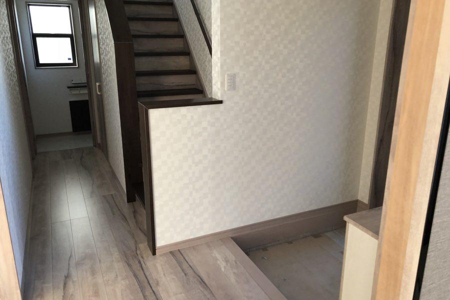 ホール~階段