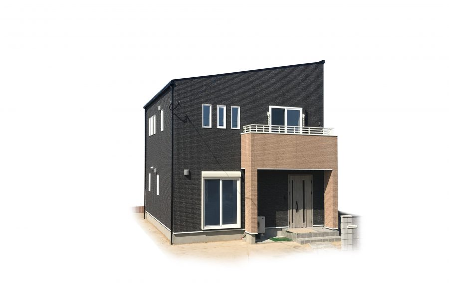 規格分譲住宅 PLAN1南3LDK-32.36<br /> 販売価格 2830万円<br /> 太陽光発電システム搭載