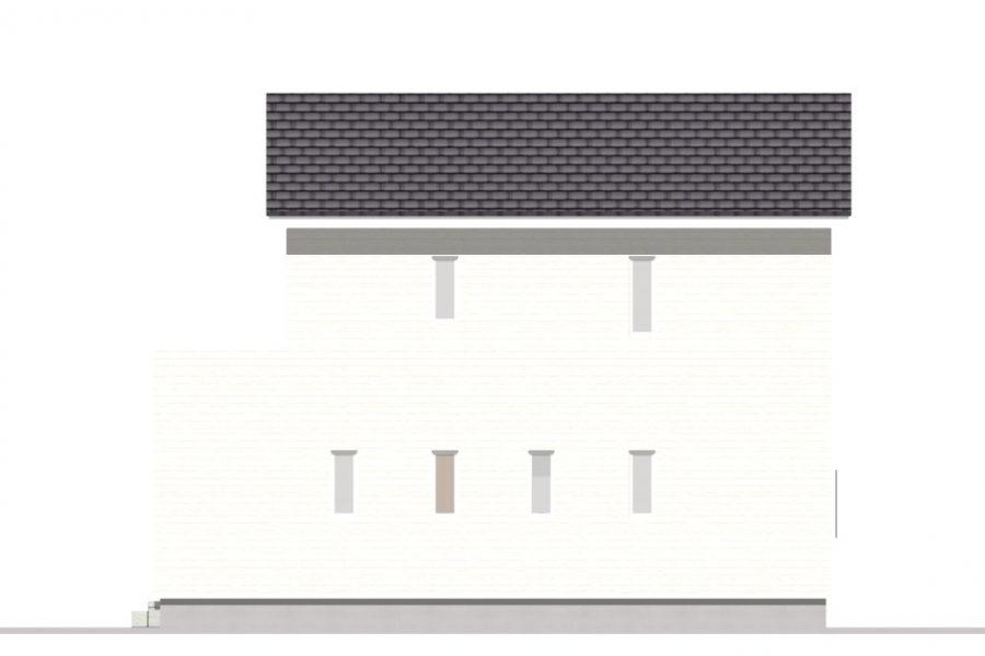 東側 立面図
